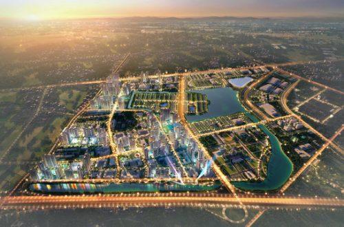 """Khám phá """"Thành phố đại dương"""" Vincity Ocean Park"""