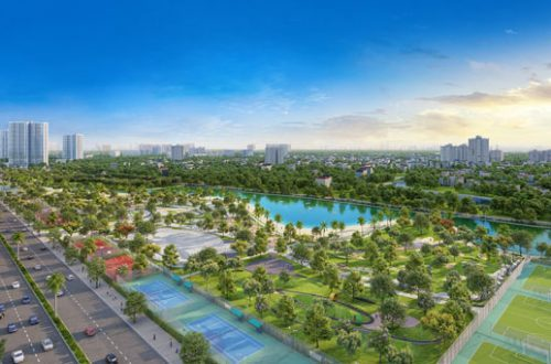 """Phía Tây Hà Nội: Sau 10 năm thăng trầm, vẫn giữ vị thế """"tâm điểm"""" thị trường"""