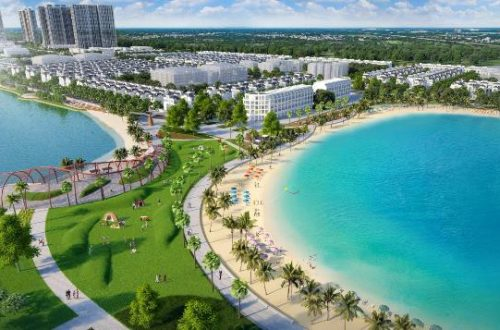 Nhà đầu tư ngoại quốc đổ bộ vào Vincity Ocean Park