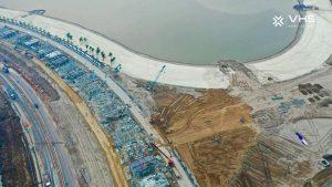 tiến độ vincity ocean park 2