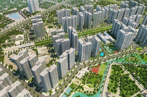 'Cuộc sống 4.0' giữa đô thị quy mô 280 ha