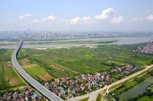 Hà Nội phê duyệt đầu tư xây dựng 4 huyện lên quận