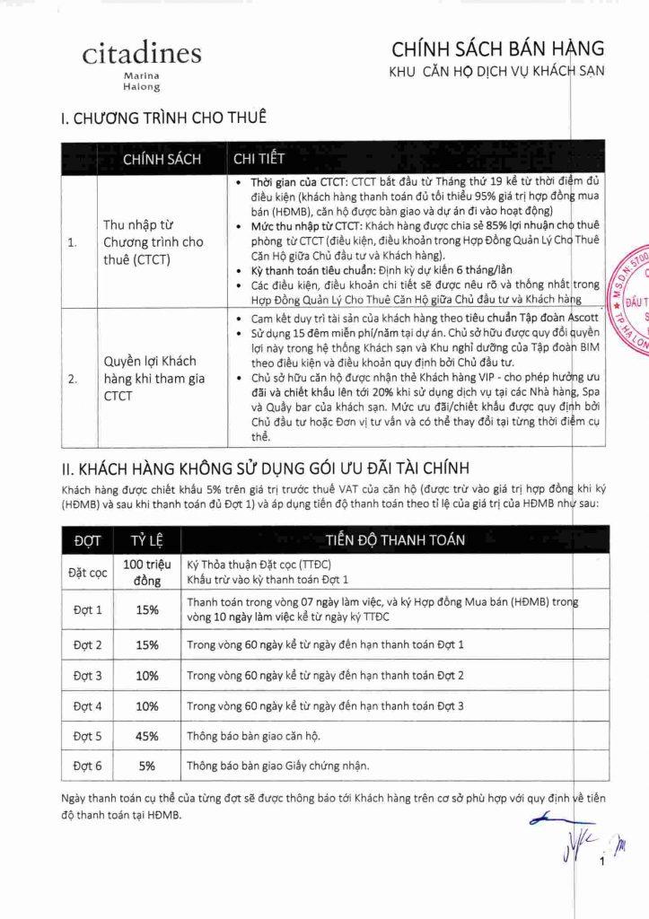 200219 Citadines - CSBH (Căn hộ Dịch vụ) (1)-1