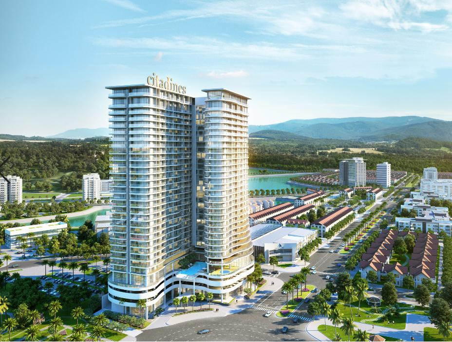 CITADINES MARINA HẠ LONG