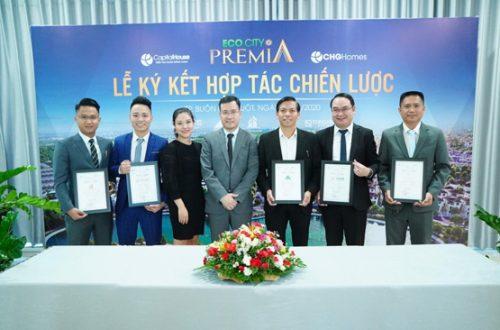 VHS Group chính thức là đại lý phân phối dự án EcoCity Premia Buôn Ma Thuột