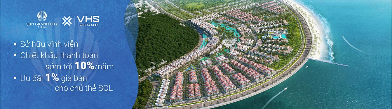 Sun Grand City Feria Hạ Long
