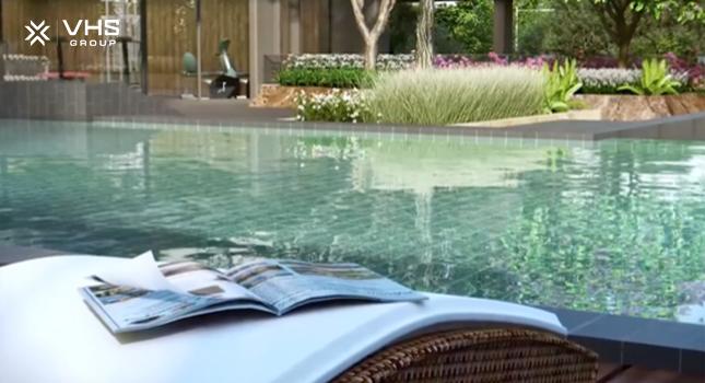 Bể bơi điện phân muối