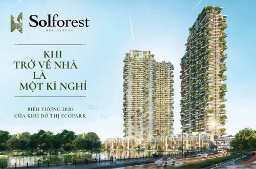 Solforest Residences Ecopark