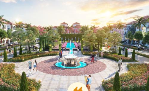 Sun Grand City Feria – đưa chất Tây Ban Nha về miền di sản