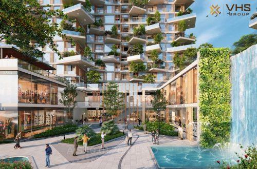 Khác biệt to lớn giữa SolForest với các chung cư khác tại Ecopark